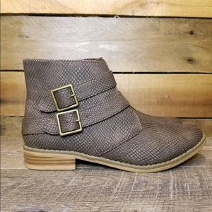 NEW Rocket Dog Womens Margel Sneaky Ankle Boot